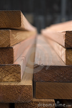 Free Redwood Lumber Stock Photos - 1606603