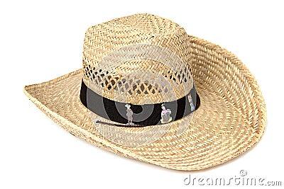 Reed western hat