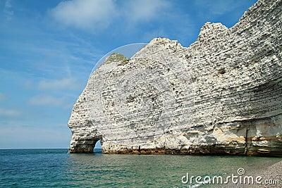 Reef arc in Normandia