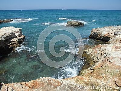Reef Crete Greece