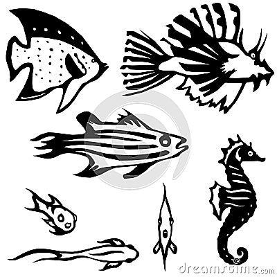 Free Reef-dwelling Fish Royalty Free Stock Photos - 4177618