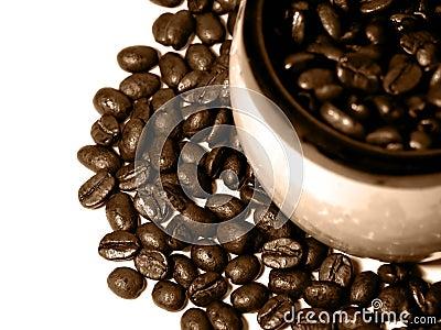 Reeks 1 van de koffie