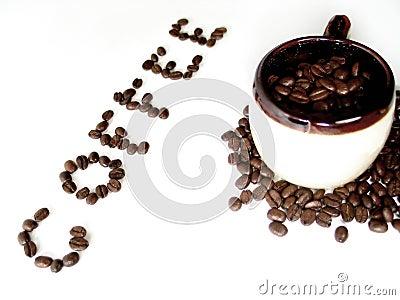 Reeks 6 van de koffie