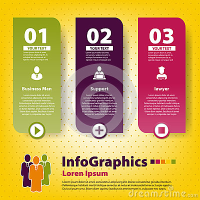 Reeks infographic op groepswerk