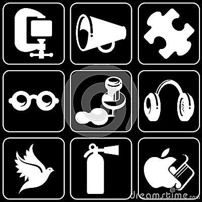 Reeks pictogrammen (anderen)
