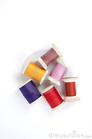 Free Reel Of Thread Royalty Free Stock Photography - 19994467