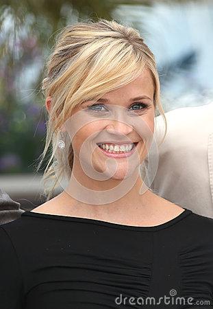 Reese Witherspoon Foto de Stock Editorial