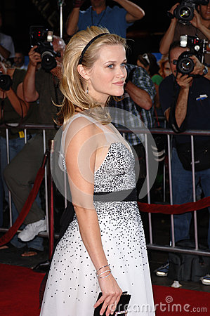 Reese Witherspoon Editorial Image