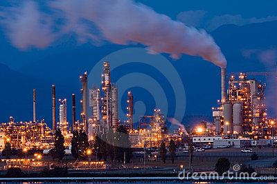 Refinaria de petróleo