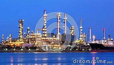 Refinery.
