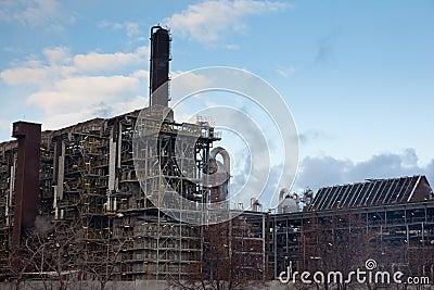 Refinery unit