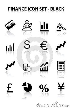 Reflect Finance Icon Set
