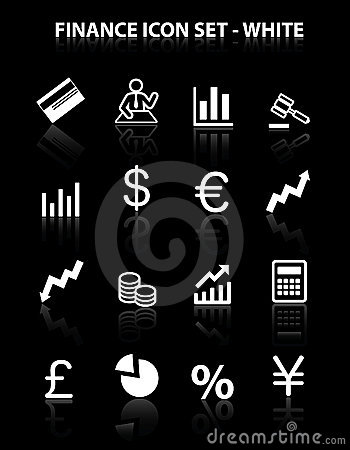 Reflect Finance Icon Set