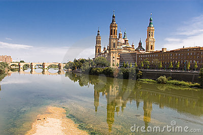 Reflect of the Pilar