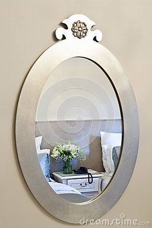 Free Reflected In Mirror Stock Photo - 28319740