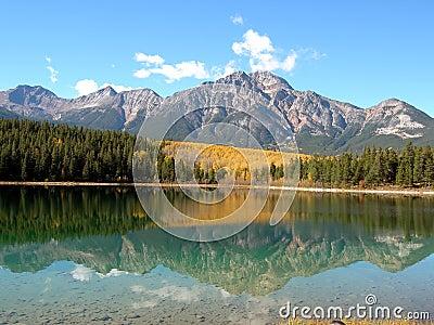 Reflected Mountain