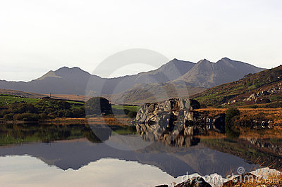 Reflecting Peaks