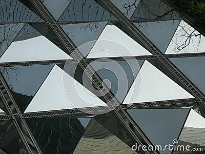 Reflecting Pyramids