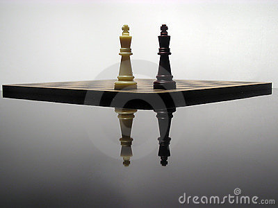 Reflection of Chess Kings