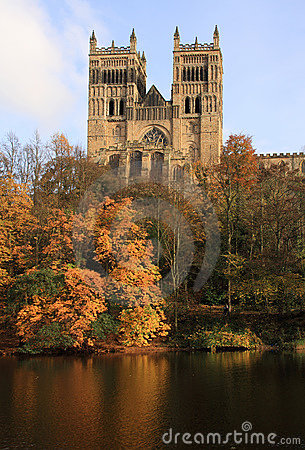 Free Reflections Of Durham Cathedral Stock Image - 3900631