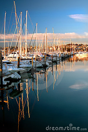 Reflective Marina
