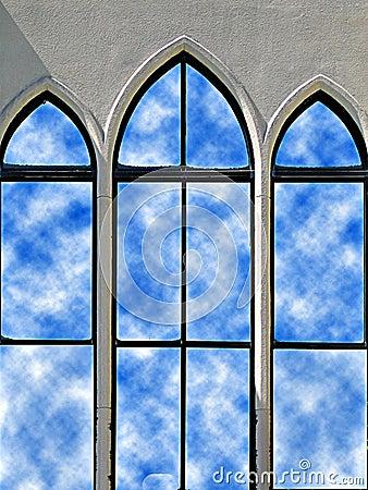 Reflexionen in Glas 2