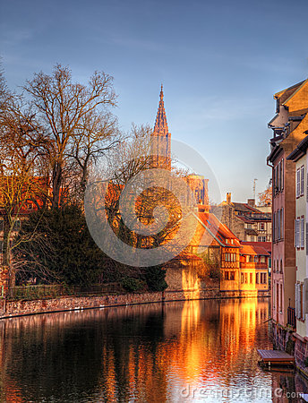 Reflexiones de la tarde en Estrasburgo