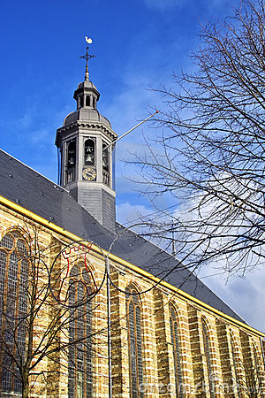 Reformist church in Alkmaar, Holland