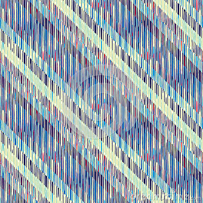 Refracted stripes