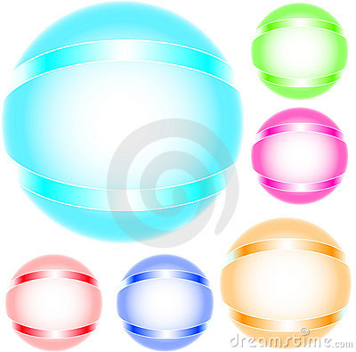 Refracting spheres