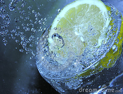 Refreshing drink