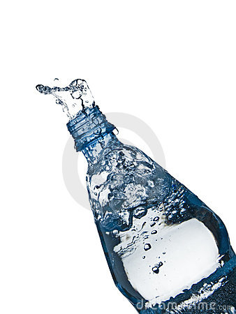 Refreshing mineral water