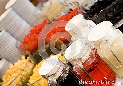 Refreshment banquet