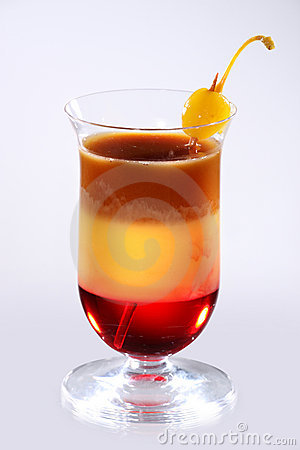 Refreshment cocktail