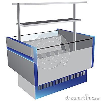 Refrigerador da baixa temperatura