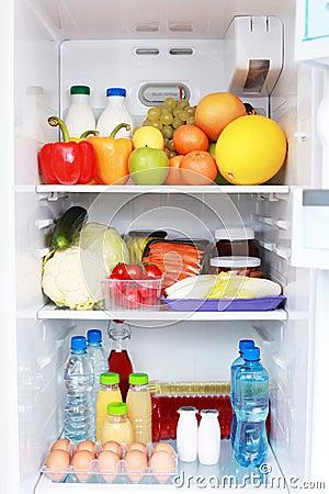 Free Refrigerator Stock Image - 12008361