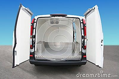 Refrigerator minivan