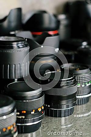 Refurbished lens