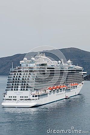 Regal Princess Cruise Ship Editorial Image  Image 41759880