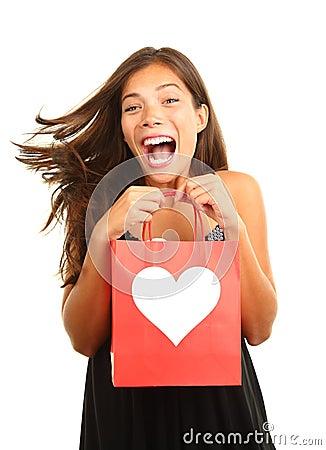 Regalo del día de tarjetas del día de San Valentín