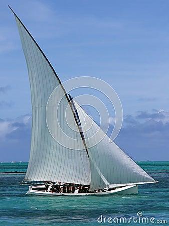 Regatta boat 2 Editorial Image
