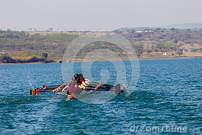 Regatta Eights Oct Rowing Teamwork Editorial Photography