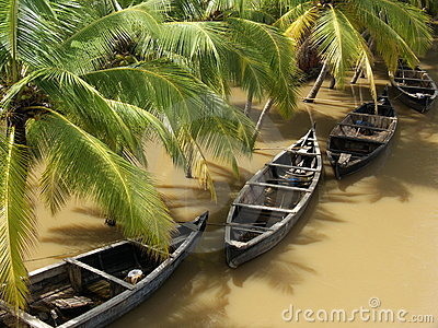 Regenachtig Kerala