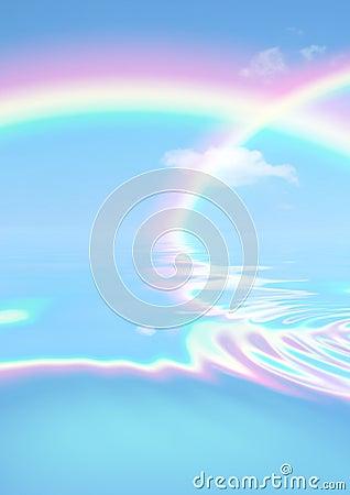 Regenbogen-Tag