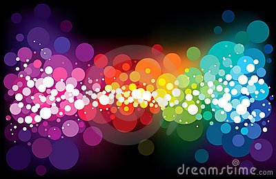 Regenboog stardust