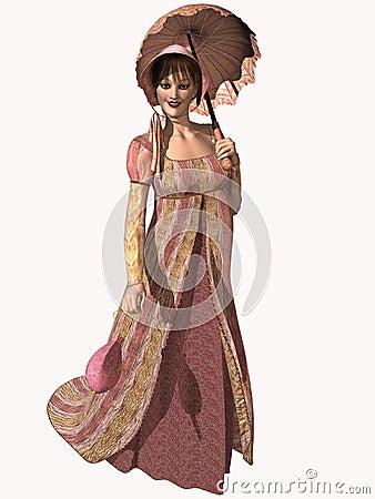 Regency Daytime Fashion