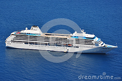 Regent Seven Seas Mariner Editorial Image