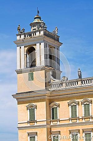 Reggia of Colorno. Emilia-Romagna. Italy.