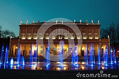 Reggio Emilia - Municipal Theater