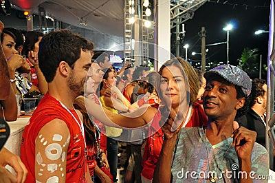 Regiane Alves Editorial Stock Image